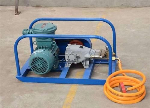 BH-40/2.5阻化泵 阻化泵煤安證
