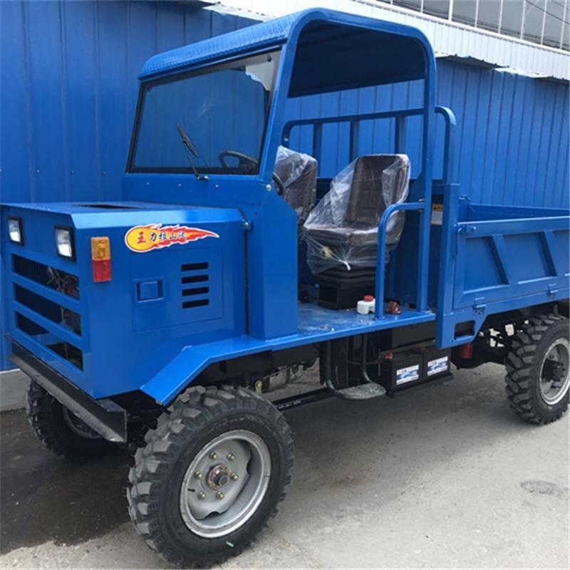山东济宁农用四轮自卸拖拉机运输车 四驱四不像工程车