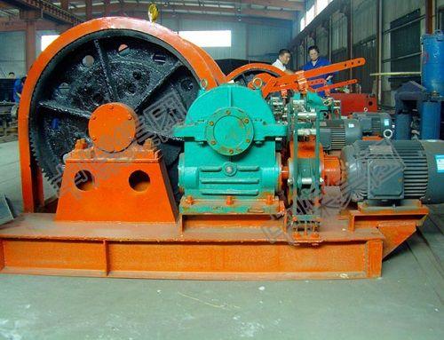 鑿井絞車 JZ-5/400鑿井絞車 中煤鑿井絞車 鑿井絞車價格