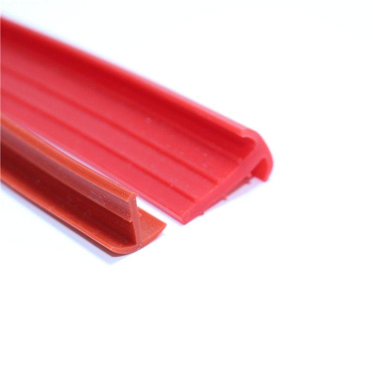 硅胶密封条硅橡胶密封条T型环保防水硅胶密封条