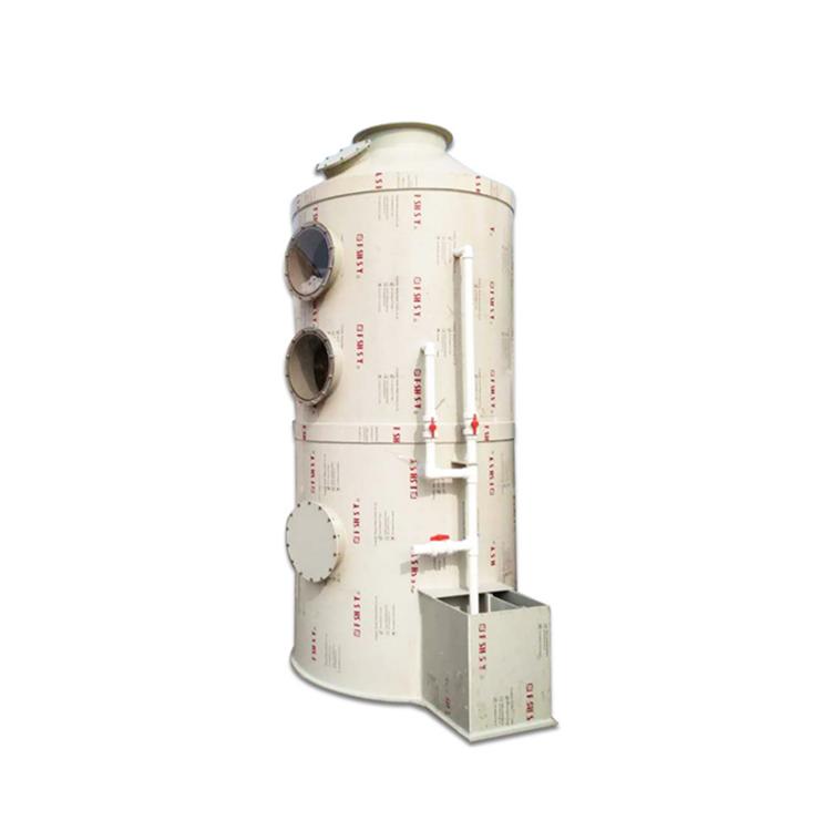 喷淋塔废气处理器 酸雾废气净化吸附塔 洗涤塔除尘降温现货