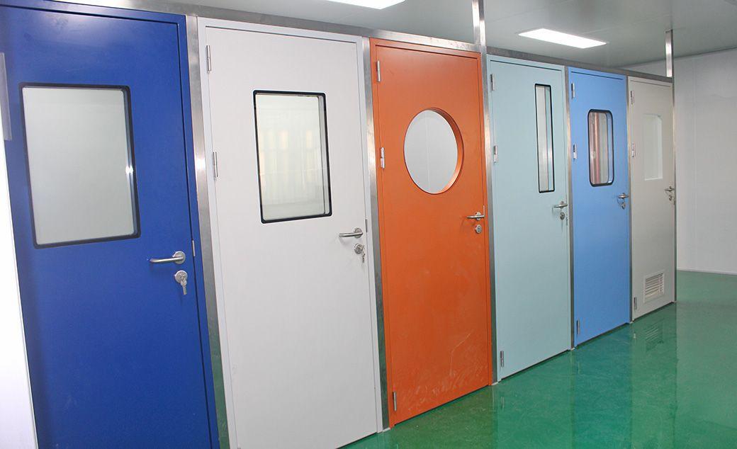 东莞 钢制洁净门  无尘车间净化专用门