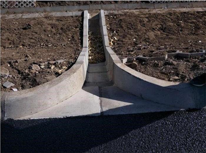 u型槽模具精达-u型槽水沟盖板模具