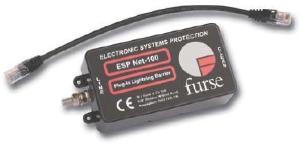 雷电通网络防雷器ESP Net-100/Cat-5 Range