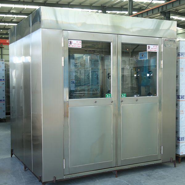 四川乐山风淋室生产厂家 不锈钢风淋室价格