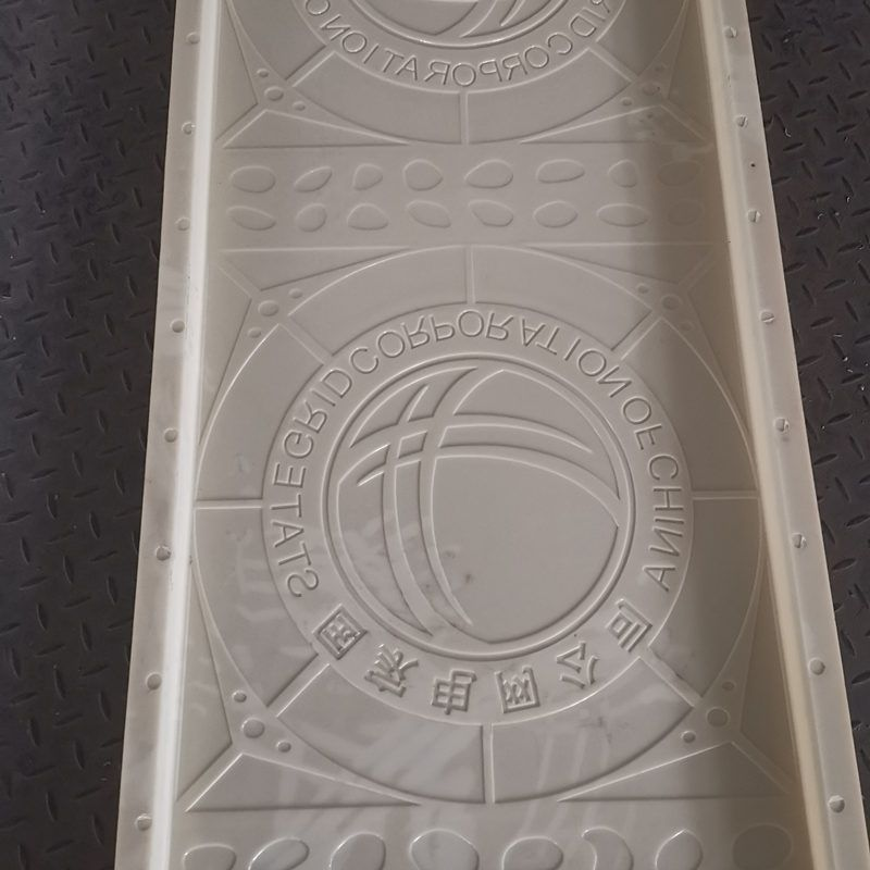 交叉纹盖板塑料模具-沈阳隧道盖板模具