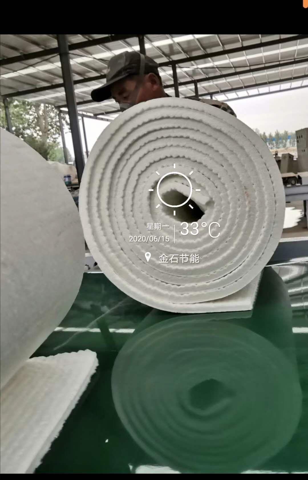 鋼坯硅酸鋁纖維模塊陶瓷纖維模塊設計