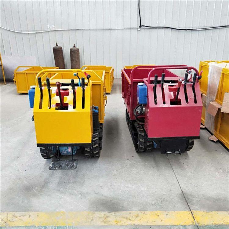 宏威农用履带运输车 轻型履带运输车 手扶履带运输车型号