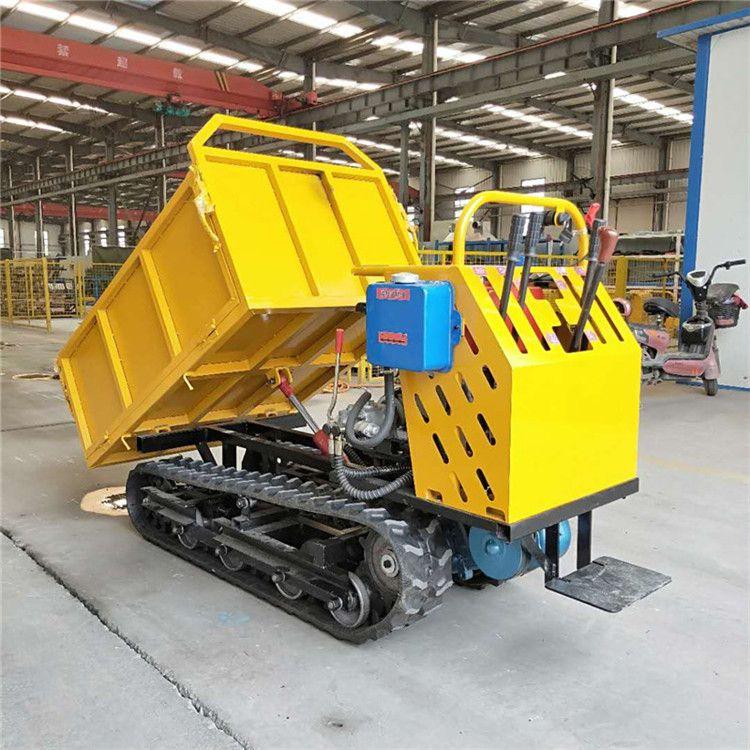 农田水稻履带运输车  履带运输车定制生产厂家