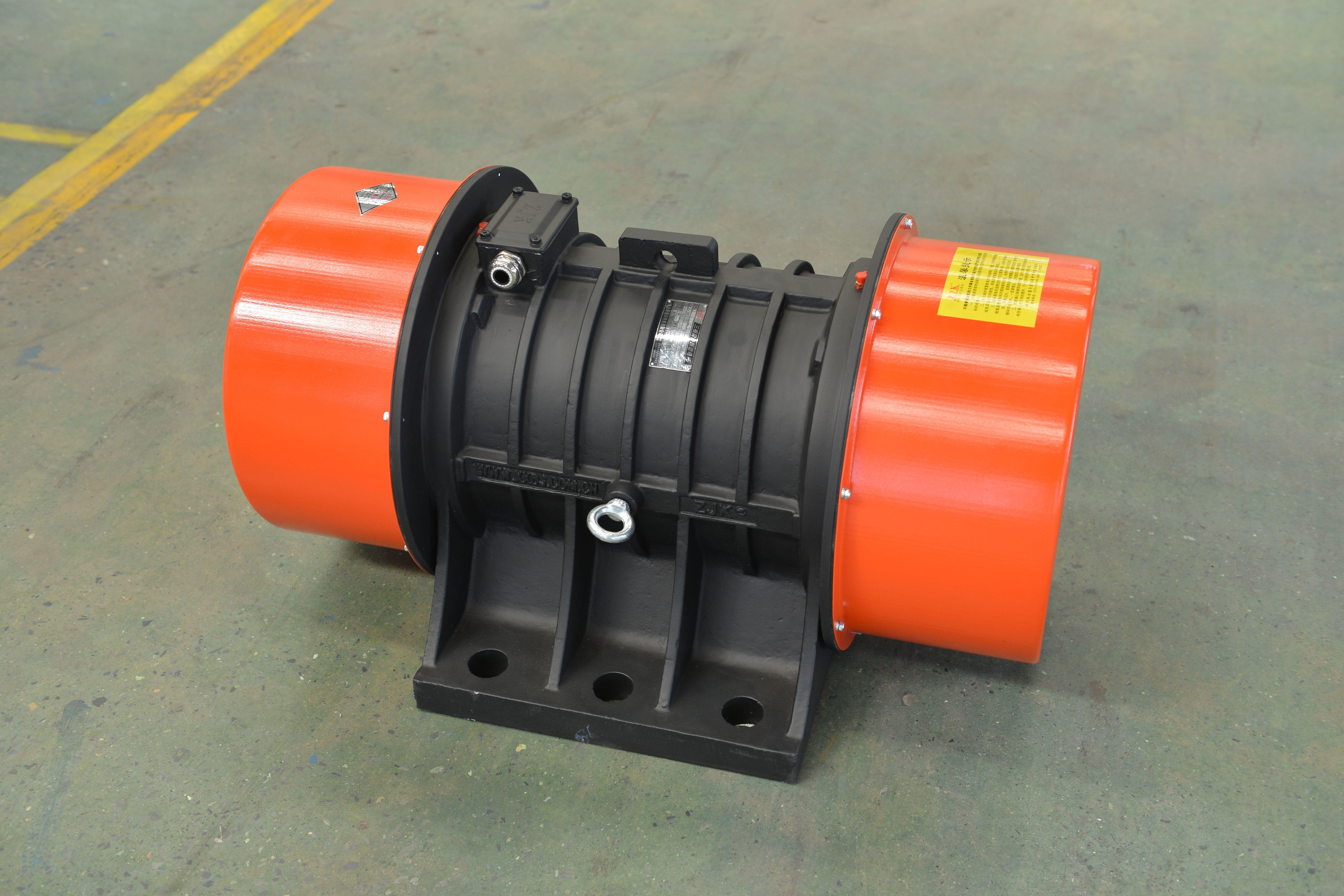 通用0.37KW振动电机-bzf仓壁振动器-矿山专用振动电机
