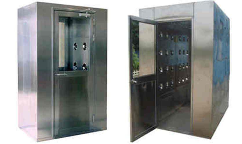 上海食品厂不锈钢风淋室 食品厂不锈钢风淋室厂家