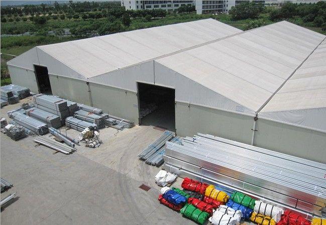 常州工业仓储篷房厂家 设计定做仓库雨棚 出售租赁玻璃幕墙篷房