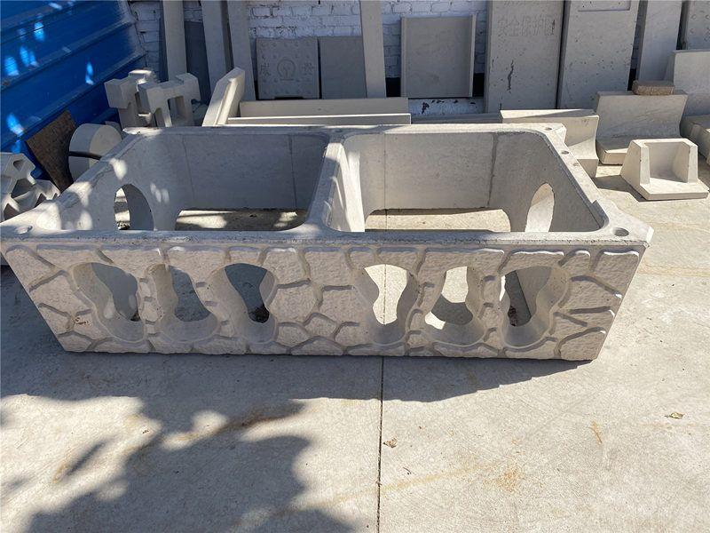 生态阶梯护坡护岸模具-箱式阶梯护坡模具