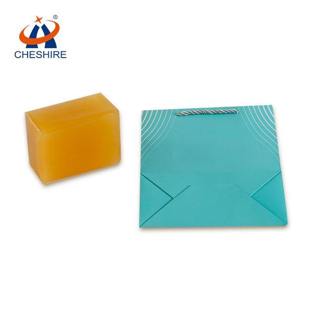 祺星熱熔膠包裝膠紙袋粘合用黃色壓敏膠