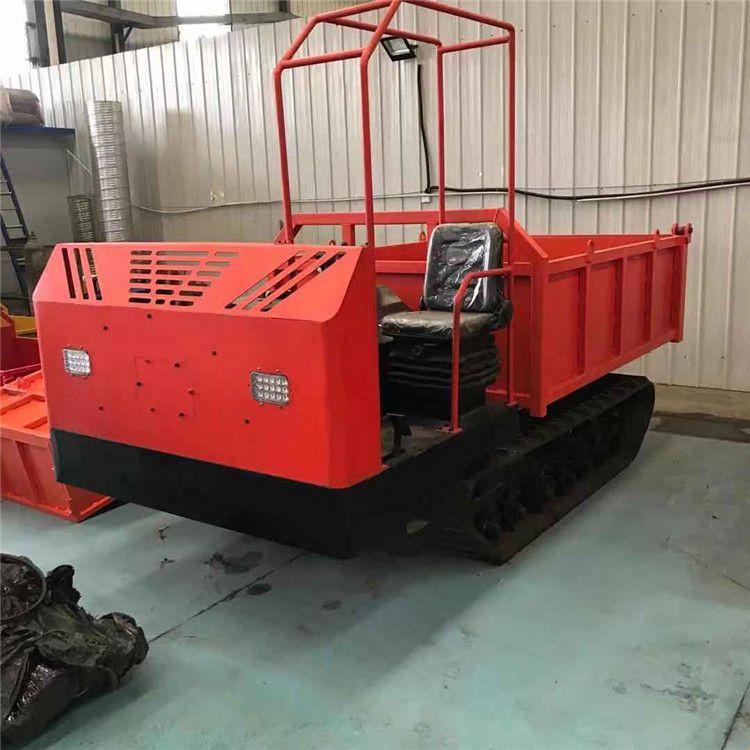 山东小型履带运输车  工程履带运输车出售价格