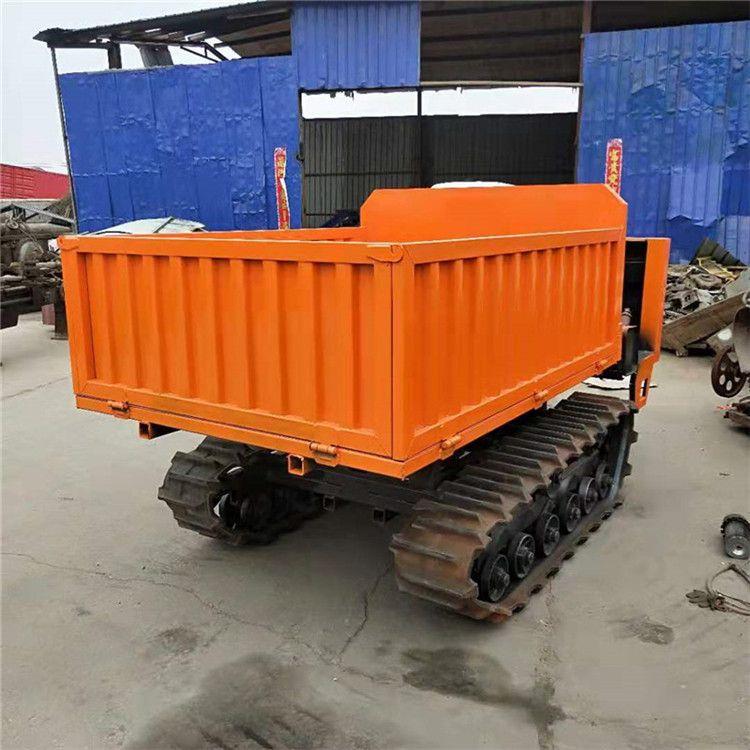 山东油耗低履带运输车 单缸履带运输车 定制履带运输车