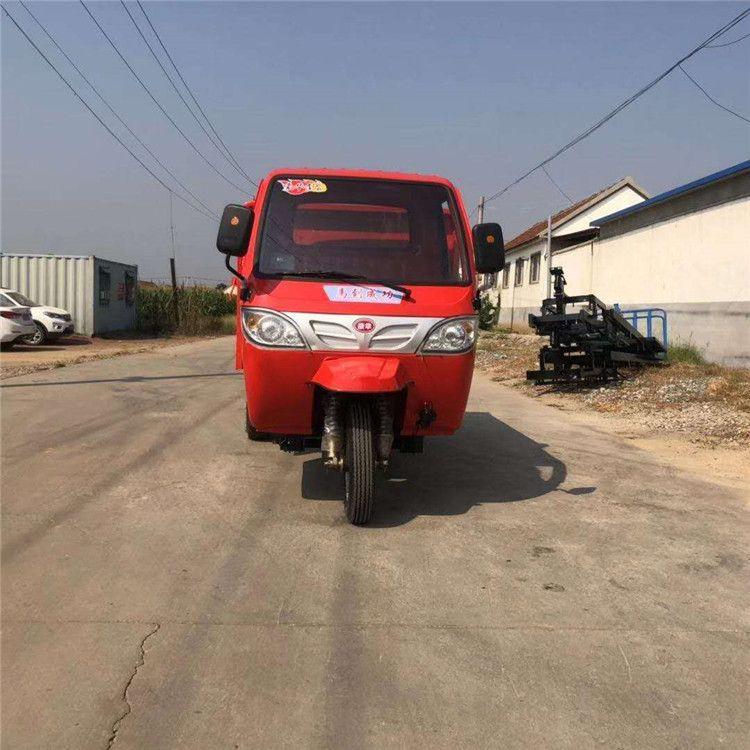 山东矿用柴油三轮车 加长液压自卸三轮车 厂家直销农用三轮车