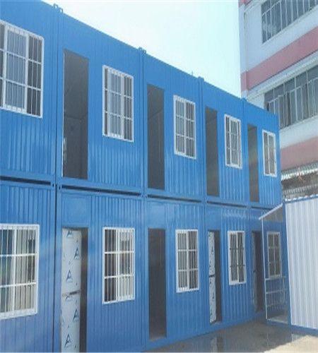 中山中深住人集装箱租赁服务造型美观