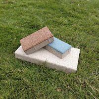 秦皇岛陶瓷透水砖生产厂家-海绵建设用砖