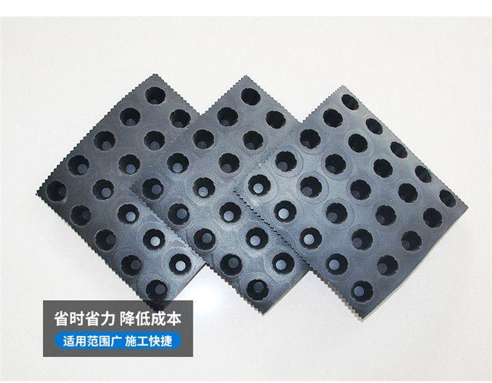 供应-重庆2公分凸点排水板滤水层
