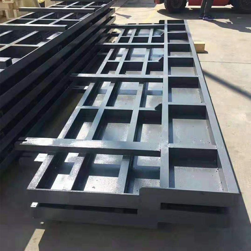 精达模具防撞墙模具-预制防撞墙模具制造商