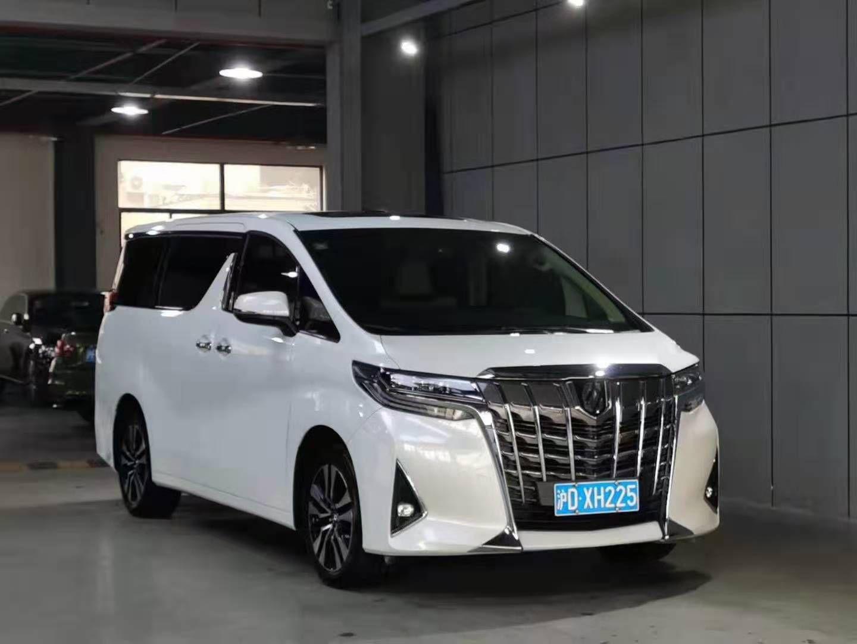 江苏丰田埃尔法租赁价格