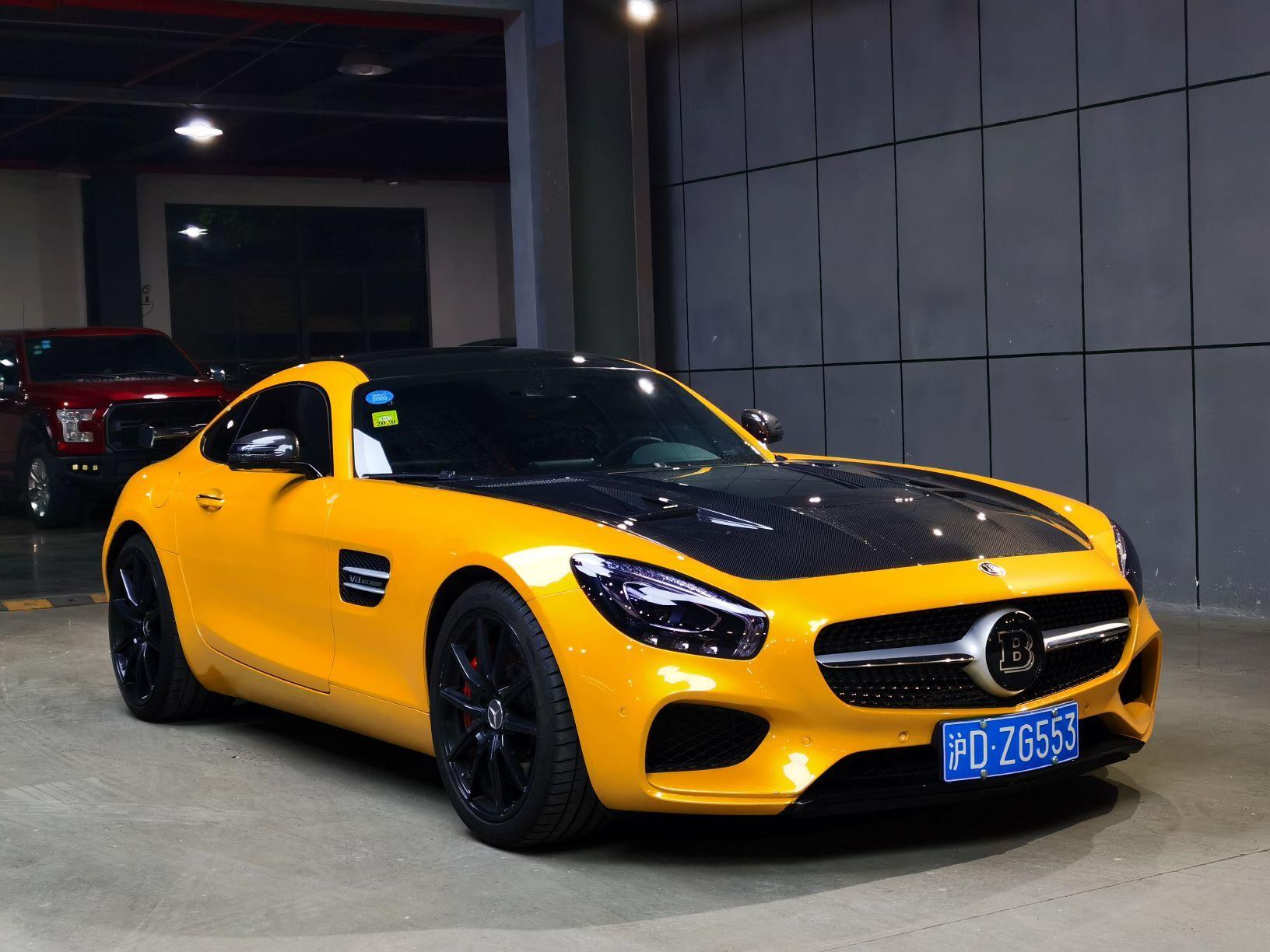 2015款奔驰AMGGT租赁