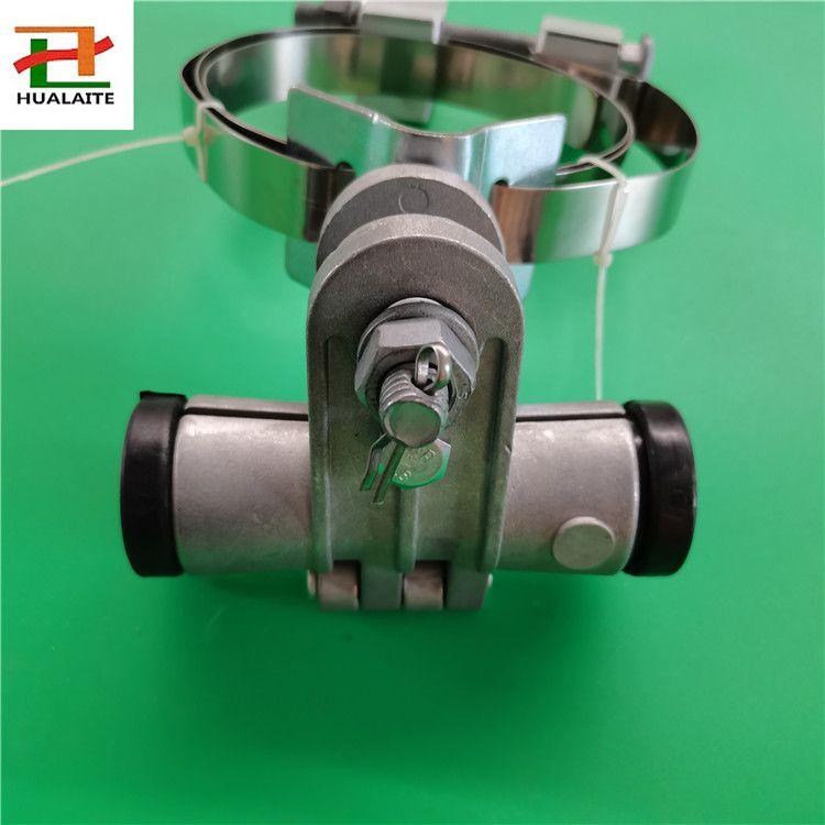 低价格杆用ADSS切线线夹,光缆线路直线悬挂头,规格齐全质量保证
