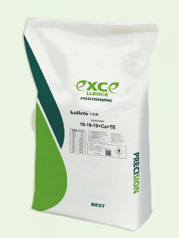 卡樂姆補充作物生長所必需的氮磷鉀