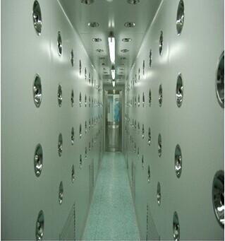 上海净化板风淋室价格 江苏彩钢板风淋厂家
