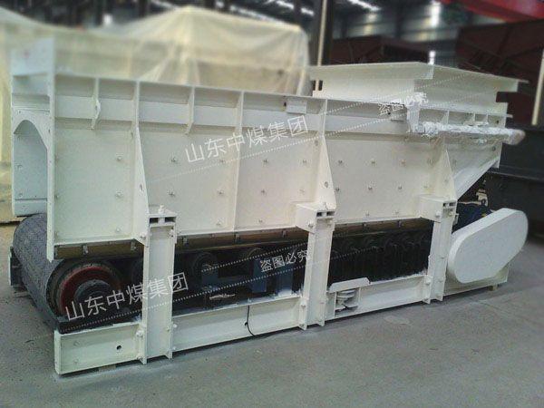 甲带式给煤机参数 甲带式给煤机用途 甲带式给煤机图片