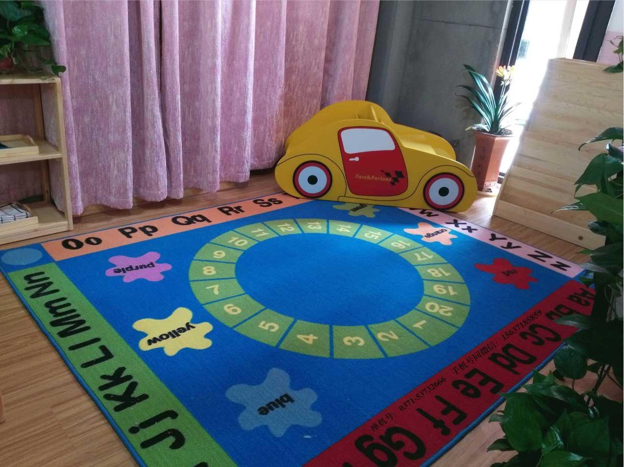 儿童教学地毯