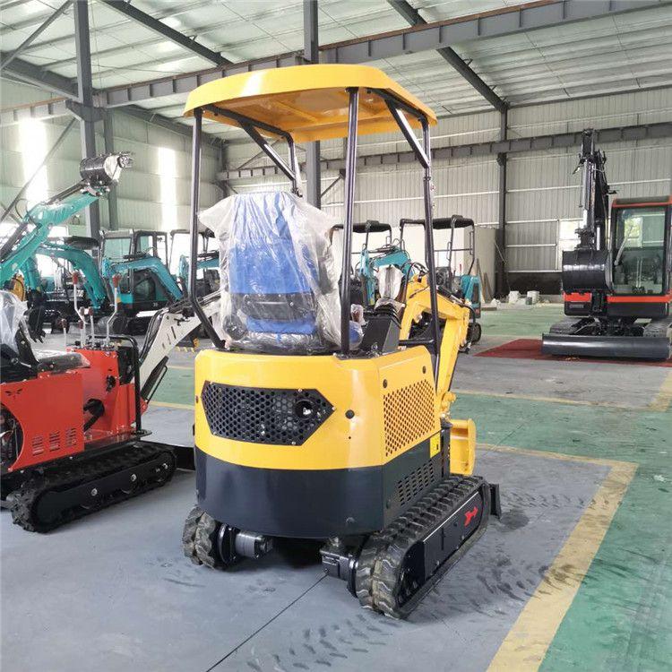 17型小挖机价格 履带式挖掘机 全新履带小钩机