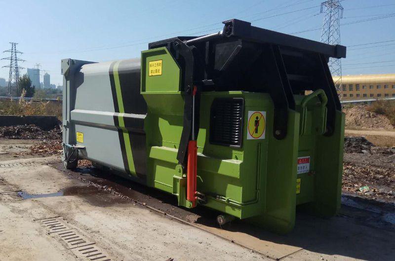 联体式垃圾转运站压缩机厂家可供货到广西百色