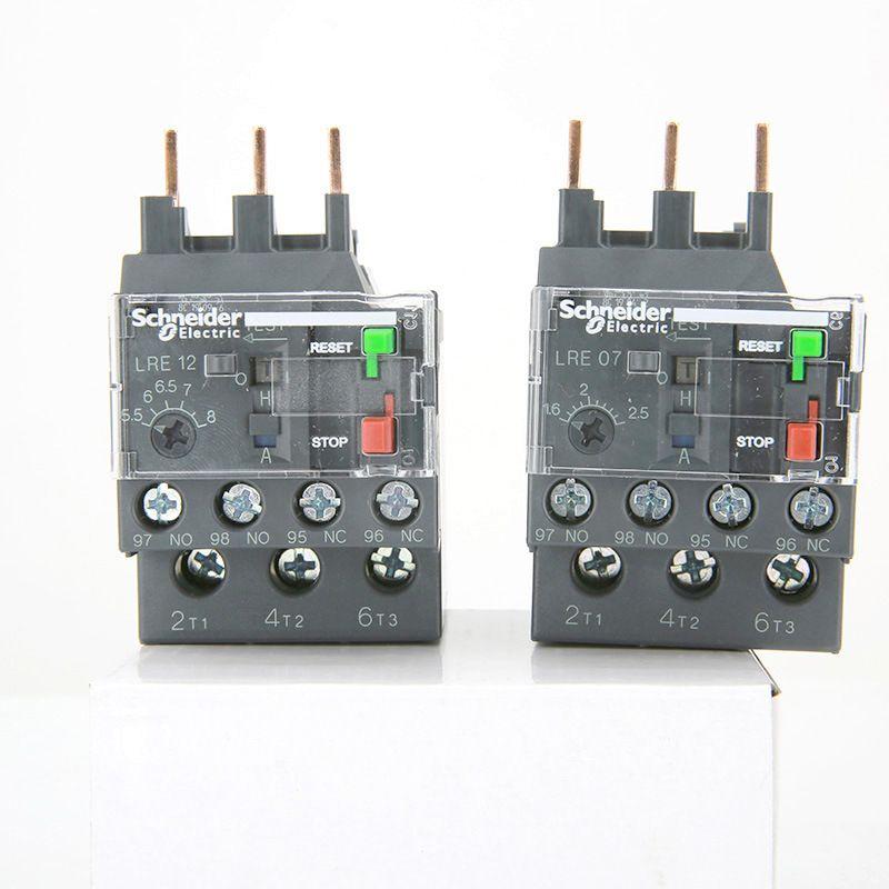 施耐德TeSysLRD国产热过载继电器LRD22C整定电流范围16-24A