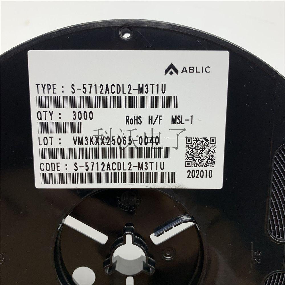 S-5712ACDL2-M3T1U 霍爾傳感器