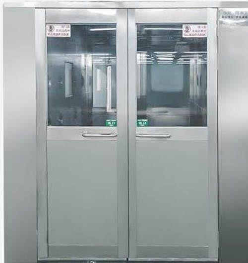 上海电子厂净化风淋室设备
