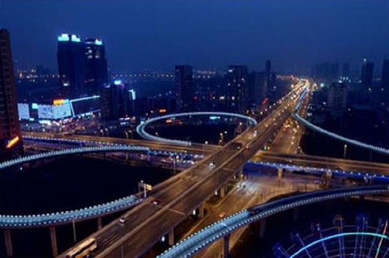貴州城市道路照明工程報價