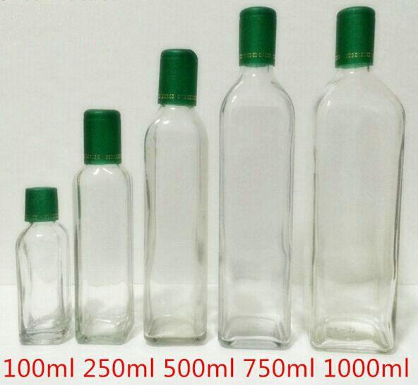 250ml500ml山茶油瓶茶油包装瓶