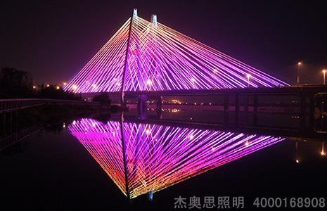 橋梁亮化設計方案_2021橋梁亮化設計方案費用報價