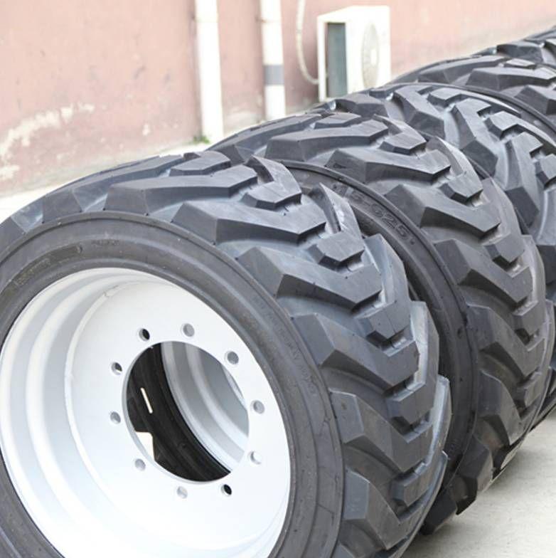聚氨酯填充轮胎JLG800AJ填充胎15-625