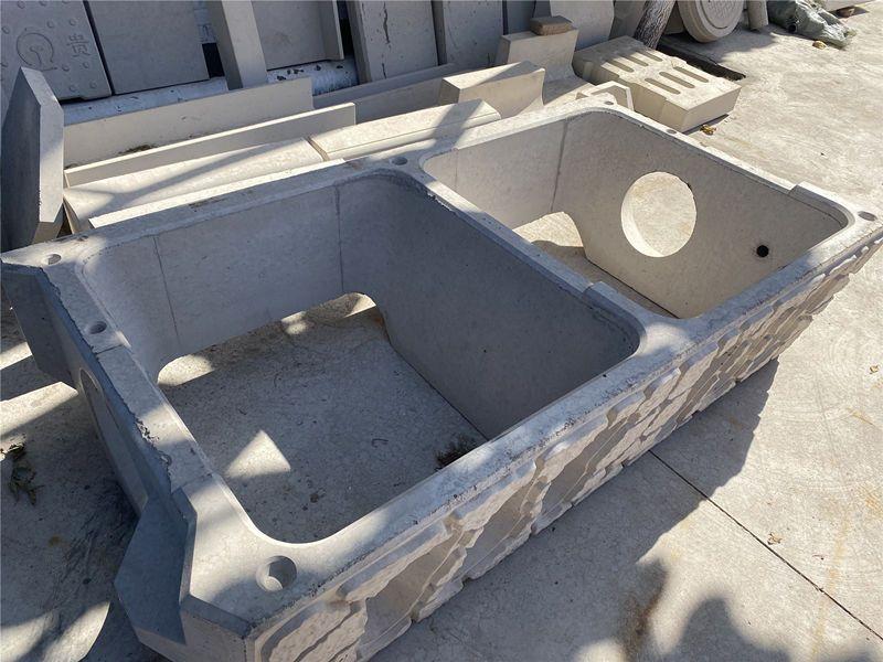 河道阶梯护坡模具-生态砌块护坡模具