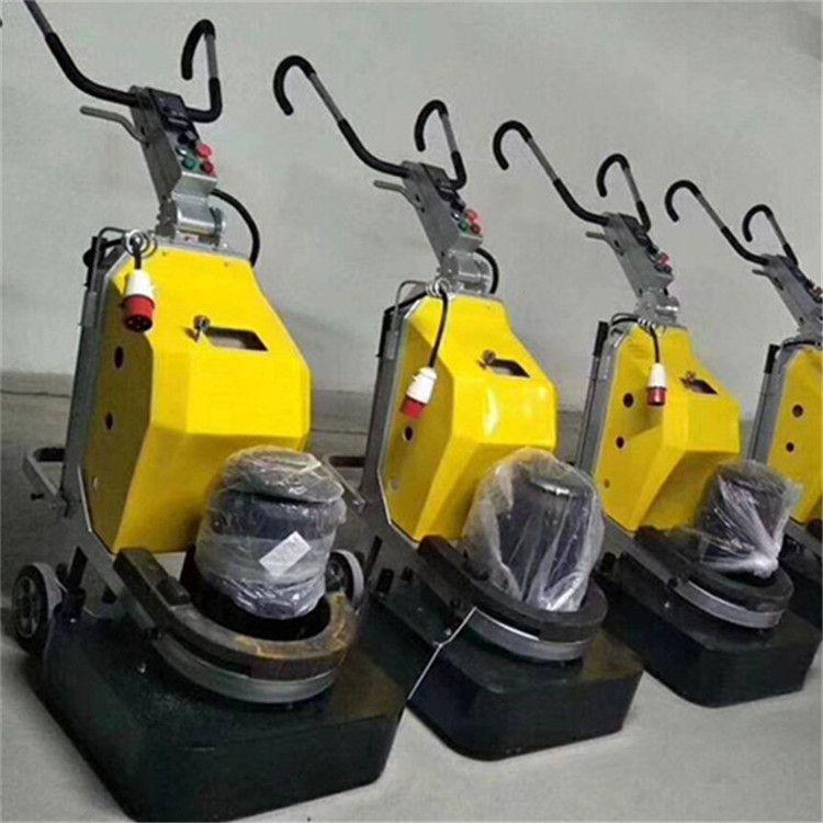 地面固化研磨机 混凝土地坪研磨机 电动款研磨机 厂家直销