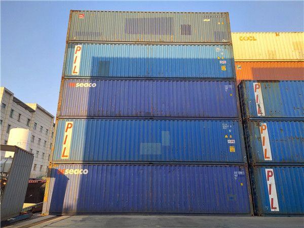 長期供應各種集裝箱 冷藏集裝箱 二手海運箱等