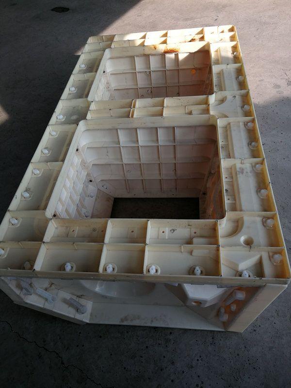 箱式护坡模具-大型生态阶梯水利护坡塑料模具