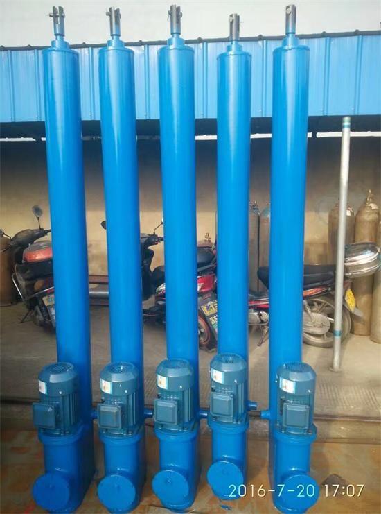 DYTF型分体式电动液压推杆 电液推杆
