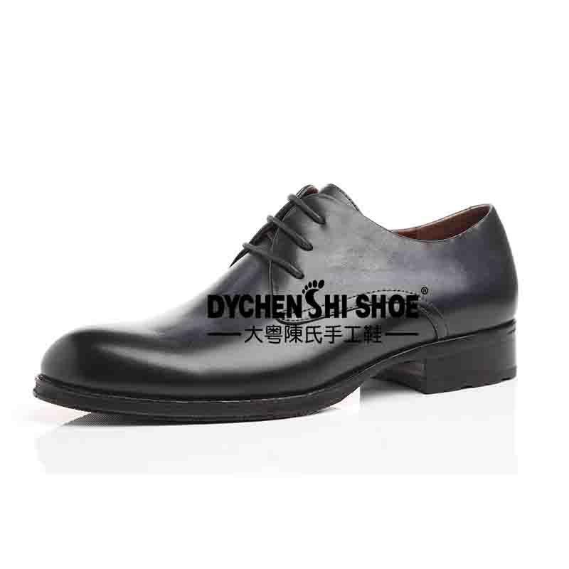 大朗犀牛陂大粵陳氏手工鞋 華為職員的手工鞋老店14年研發生產