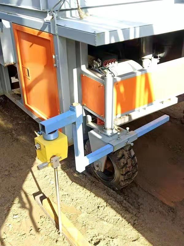 路缘石路基滑模机全自动路缘石滑模机 路沿石水沟滑模成型机