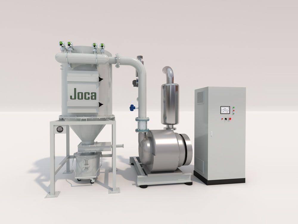 JVE高性能型真空清掃系統生產廠家