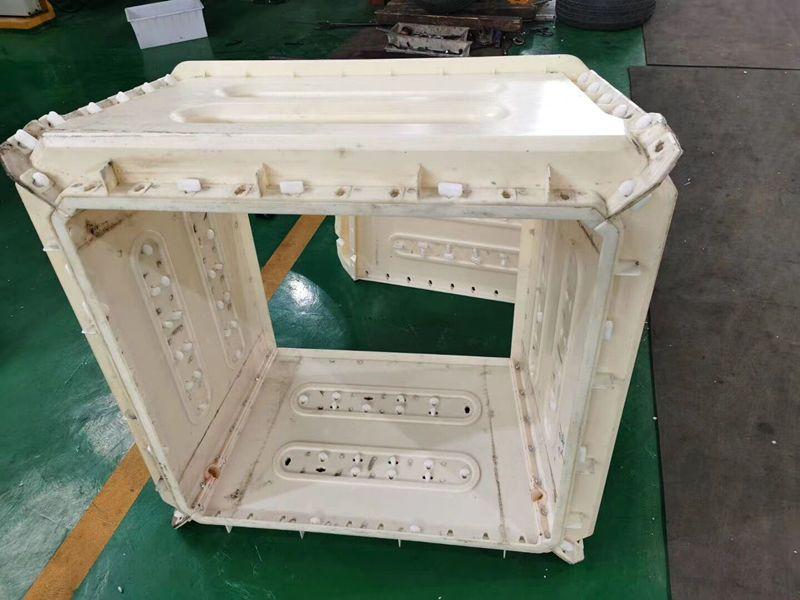 护坡框格梁模具-四方框格护坡模具